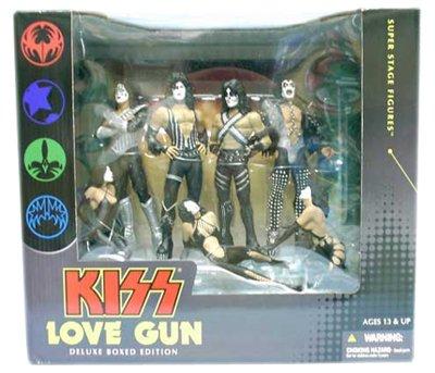 マクファーレントイズ KISS LOVE GUN DX BOX SET/キッス ラブガン ボックスセット