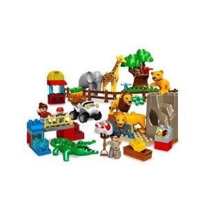 LEGO DUPLO 5634 Feeding Zoo (レゴ デュプロ どうぶつえん)