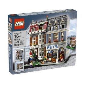 レゴ クリエイター 10218 推奨 供え ペットショップ