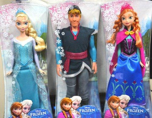 100%の保証 ディズニーフローズン アナと雪の女王 アナ アナと雪の女王 エルサ エルサ Kristoff スパークル人形 3セット 3セット, ごまのオニザキ:ac1ceee6 --- canoncity.azurewebsites.net