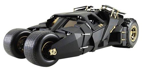 ホットウィール コレクター バットマンシリーズ 1/18 バットモービル(バットマン ビギンズ) MT9931G
