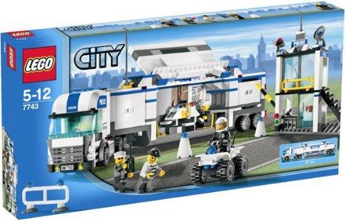 レゴ シティ 警察 警察トラック 7743