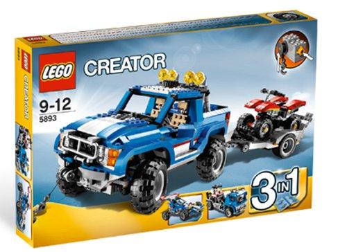 レゴ クリエイター・オフロード 5893