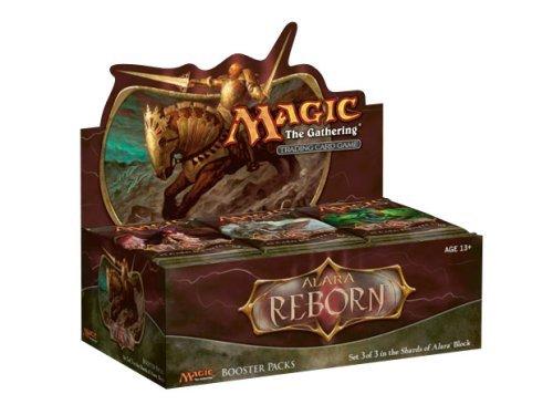 マジック:ザ・ギャザリング アラーラブロック第3弾 アラーラ再誕 ブースターパック 英語版 BOX