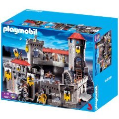 PLAYMOBIL プレイモービル 4865 - Groe Lwenritterburg