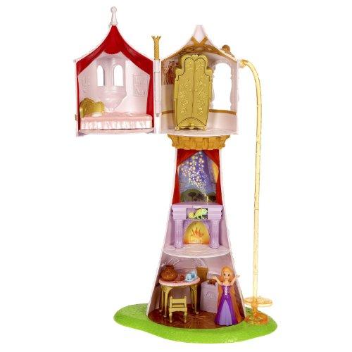 Disney ラプンツェルマジカルタワープレイセット
