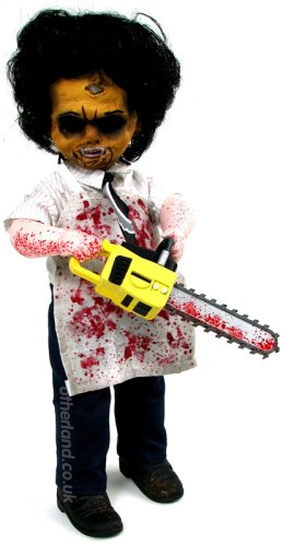 Living Dead Dolls THE TEXAS CHAINSAW MASSACRE LEATHERFACE
