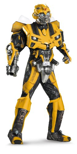 予約販売 Transformers 3 Dark Of The Dark Moon Moon Movie Adult - Bumblebee 3D Theatrical W/ Vacuform Adult Costume ムーン映, 南松浦郡:8cc262aa --- blablagames.net