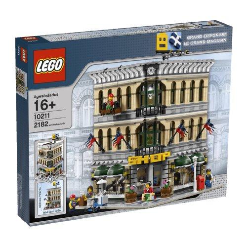 新品即決 レゴ 10211 クリエイター・グランドデパートメント レゴ 10211, ヤマノウチマチ:d5078726 --- blablagames.net
