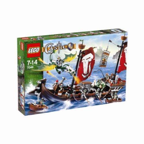 納得できる割引 レゴ レゴ 7048 キャッスル キャッスル トロール戦艦 7048, indigo:1b4f9f96 --- blablagames.net