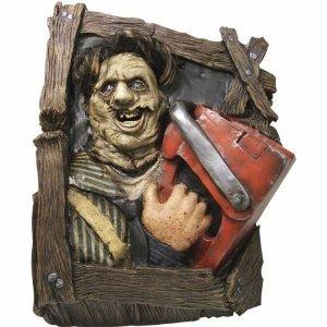 Texas Chainsaw Massacre Leatherface Wallbreaker フィギュア おもちゃ 人形