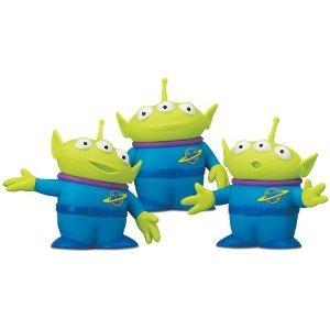 Toy Story 3 Space Aliens 3 Pack トイストーリー3スペースエイリアン3パック
