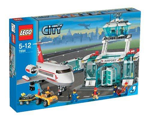 レゴ シティ 空港 7894