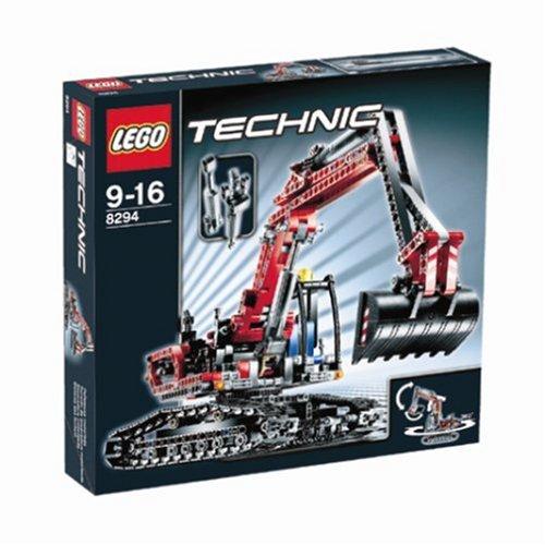 レゴ テクニック パワーショベル 8294