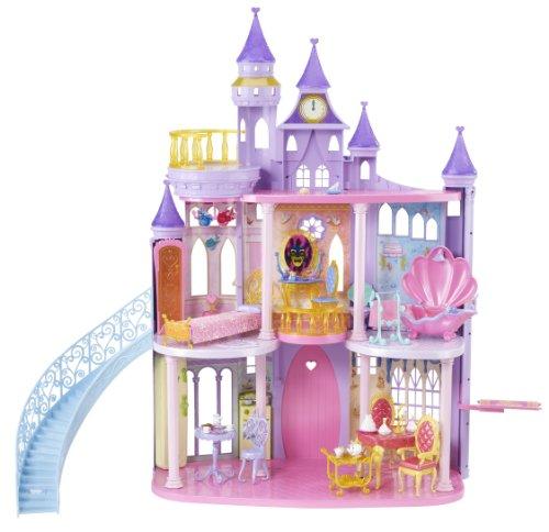 Mattelマテル製 ディズニー・プリンセス キャッスル(ハウス・ドールハウス・お人形遊び)