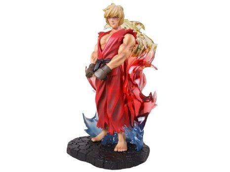 SOTA Toys - Street Fighter statuette Ken 30 cm フィギュア おもちゃ 人形