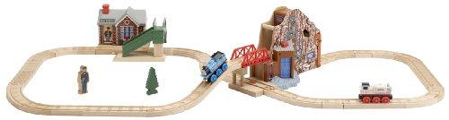 ラーニングカーブ 木製きかんしゃトーマスレールシリーズTalking Railway 木製Talking Railway グレート