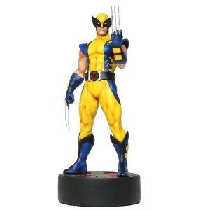 Bowen Designs Astonishing Wolverine (ウルヴァリン) Painted Statue フィギュア おもちゃ 人形