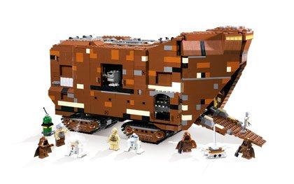 LEGO 10144 STAR WARS Sandcrawler (レゴ スターウォーズ サンドクローラー)
