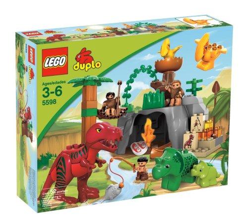 LEGO 5598 DUPLO Dino Valley(レゴ デュプロ きょうりゅうのもり)