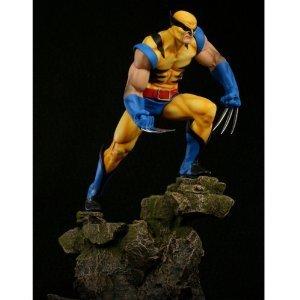 Original Wolverine (ウルヴァリン) Bowen Designs Exclusive Statue フィギュア おもちゃ 人形