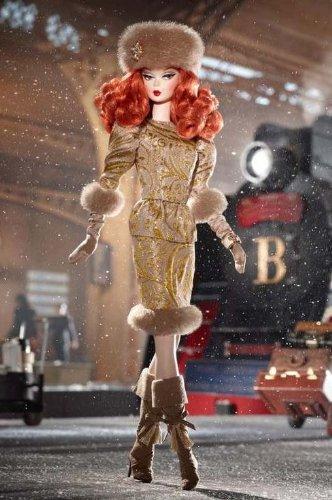 バービー人形 エカテリーナ バービー 北米ファンクラブ限定3000体2011年モデル