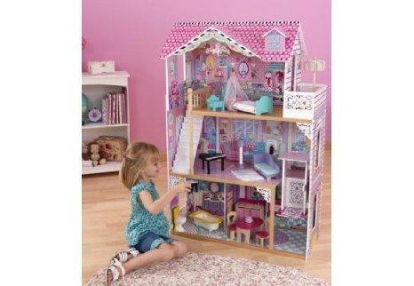 KidKraft Annabelle Dollhouse (ドールハウス) フィギュア おもちゃ 人形