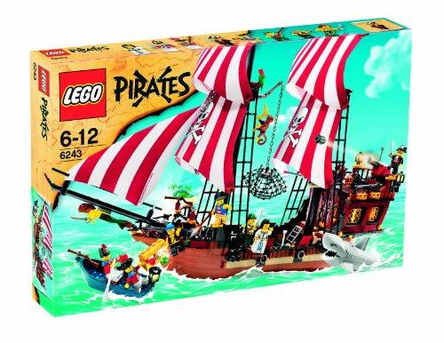 レゴ パイレーツ 赤ひげ船長の海賊船 6243