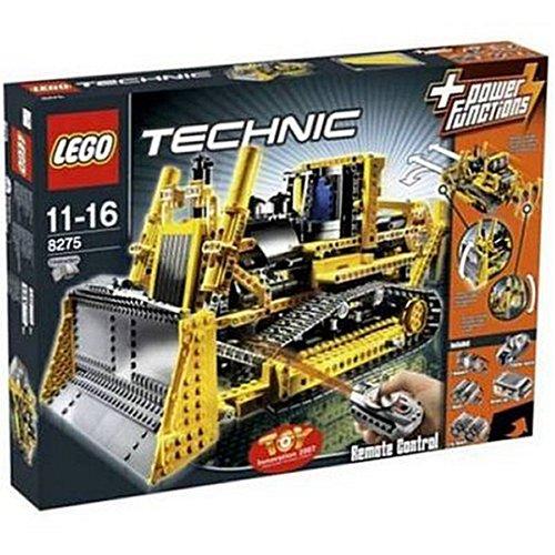 レゴ テクニック 電動式ブルドーザー 8275