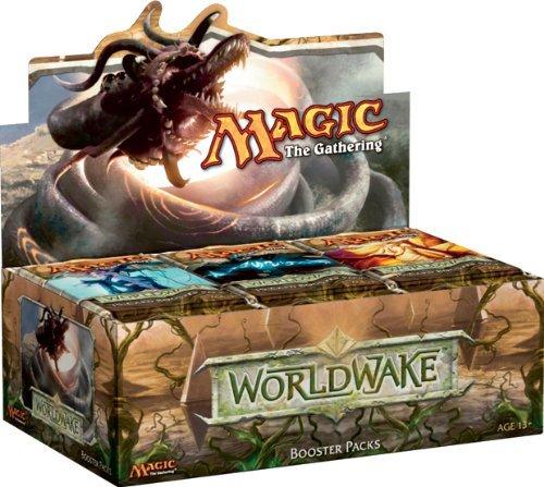 マジック:ザ・ギャザリング ワールドウェイク ブースターパック 英語版 BOX