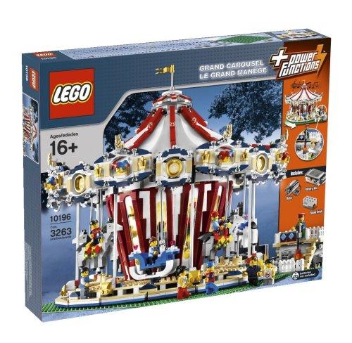 レゴ クリエイター・メリーゴーランド 10196