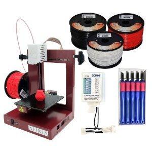 Afinia 3D Printer Bundle #2 おもちゃ