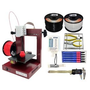 Afinia 3D Printer Educational Bundle #1 おもちゃ