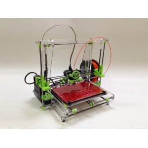 Airwolf 3D Printer AW3D XL + 2 LB Filament Complete Package おもちゃ