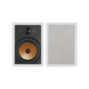 BIC America HT8W 8-Inch 3-Way Acoustech Series In-Wall Speaker スピーカー