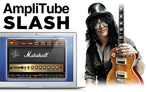 【ダウンロード版】IK Multimedia アイケーマルチメディア AmpliTube Slash アンプリチューブ スラッシュ