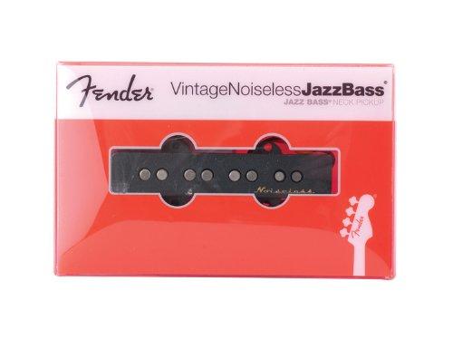 Fender Vintage Noiseless Jazz Bass Pickup for Neck Position ネック ポジション用 フェンダー ノイズ