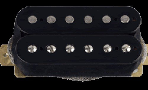 Dean HWS Hands Without Shadows ~Michael Angelo Batio ~ Neck G Spaced Black ネック・ポジション用
