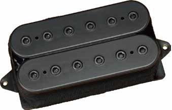 Dimarzio ディマジオ Titan Bridge F Spaced ギター Black ピックアップ タイタン 店内限界値引き中&セルフラッピング無料 出荷 DP259F ハムバッカー