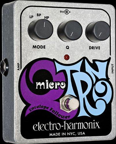 ■Electro Harmonix Micro Q-Tron フィルター
