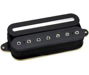 Dimarzio Crunch Lab 7 Bridge Black DP708 ディマジオ ハムバッカー 7弦 ギター ピックアップ ブリッジ(