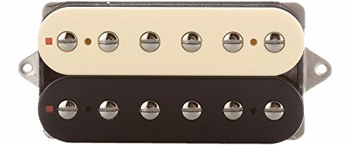 Suhr サー ギター ピックアップ DSH Bridge 50mm Zebra