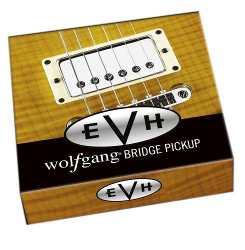 EVH Wolfgang Bridge Chrome ヴァン・ヘイレン シグネチャー ギター ピックアップ リア用 クローム 【直