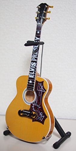 ELVIS PRESLEY Miniature Mini Guitar Acoustic Old Era アコースティックギター アコギ ギター
