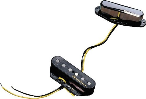 Fender Vintage Noiseless Telecaster Single Coil pickup set