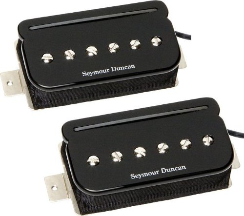 Seymour Duncan SHPR-1set P-Rails Set Black