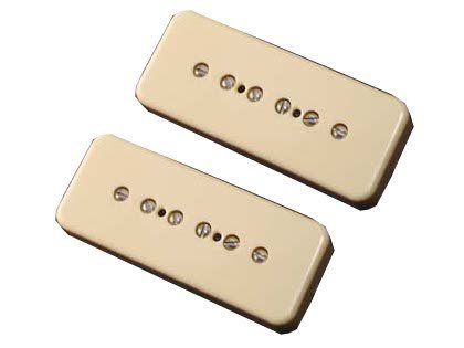 Lindy Fralin P-90 Soap Bar -Neck -10% Bridge Stock Cream Set リンディ フレーリン P90 ソープ バー