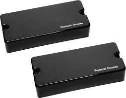 Seymour Duncan セイモア ダンカン 8弦 ギター用 ピックアップ AHB-1s 8-Strings Set Blackouts