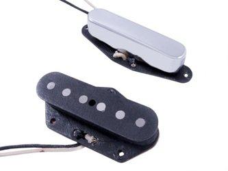 Fender フェンダー ピックアップ Custom Shop Blackguard Telecaster Pickup set テレキャスター ギター