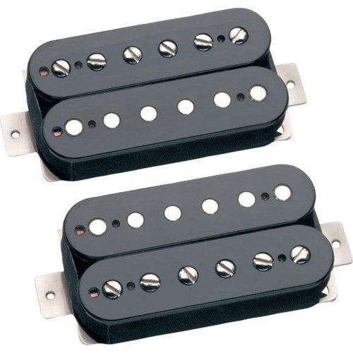 セイモアダンカンAPH-2SアルニコIIプロスラッシュギターピックアップセット - ブラック